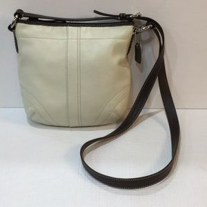 Coach crossbody bag, just the right size!